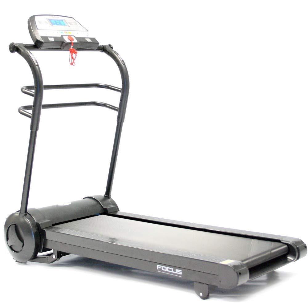 Focus Cinta de Correr Fitness Slim Line – 2 PS 16 km/h ...