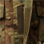 SFYZY Hoodie Veste Sweat Lourd Camouflage Zipper Workerhoodie Pull Veste Tactique Militaire Outdoor Randonnée Chasse… 11