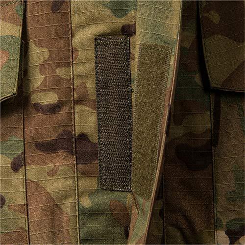 SFYZY Hoodie Veste Sweat Lourd Camouflage Zipper Workerhoodie Pull Veste Tactique Militaire Outdoor Randonnée Chasse… 4