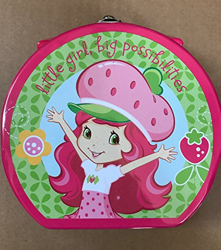 Strawberry Shortcake, Little Girl, Big Possibilities Lunch Box