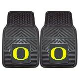 FANMATS NCAA University of Oregon Ducks Vinyl Heavy Duty Car Mat