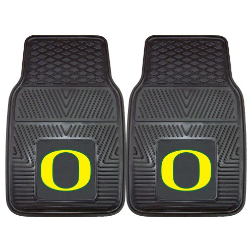 FANMATS NCAA University of Oregon Ducks Vinyl Heavy Duty Car Mat
