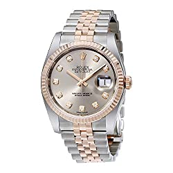 Rolex Everose Gold Men's Watch