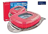 Bayern Munich 'Allianz Arena' Stadium 3D Puzzle - One Size by Nanostad