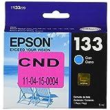 Epson T133220-AL Cartucho de Tinta No. 133 para Stylus T22 Tx120 Clr, Cyan