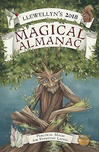 Llewellyn's 2018 Magical Almanac: Practical Magic for Everyday (Tiffany Barrette)