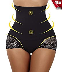 Gotoly Invisable Strapless Body Shaper High Waist Tummy Control Butt Lifter Panty Slim Review