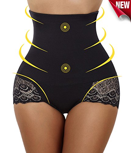 Gotoly Butt Lifter Panty Enhancing Body Shaper for Women Seamless(X-Large, Black(Buttock Enhancer))