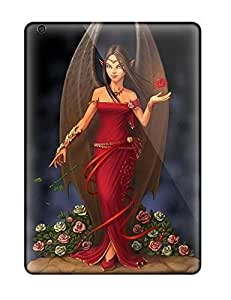 Case Cover, Fashionable Ipad Air Case - Red Angel