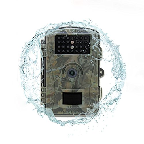 Camera Scouting Camo - Dreamyth RD1003 Scouting Camera Waterproof 8MP HD 720P Wildlife Trail (Camouflage)