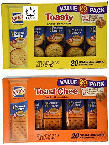 cheese crackers - 7