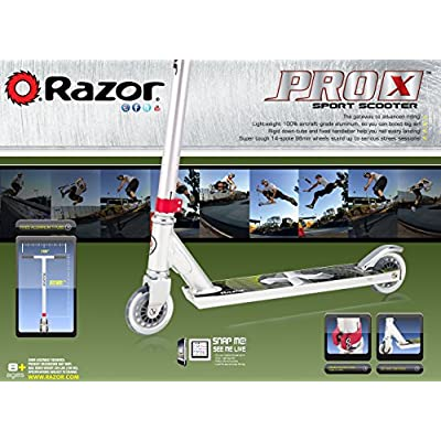 Razor Pro X Scooter: Sports & Outdoors