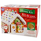 Best Wilton Peelers - Wilton 2104-1915 Fully Assembled Gingerbread House Kit, Petite Review