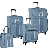 Ninewest Nine West Elora 4 Piece Luggage Set