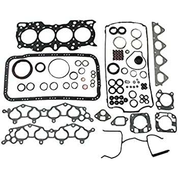 Amazon Com 90 01 Acura Integra 1 8l Dohc 16v B18a1 B18b1 Graphite