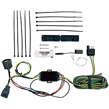 blue ox bx88285 ez light wiring harness kit. Black Bedroom Furniture Sets. Home Design Ideas