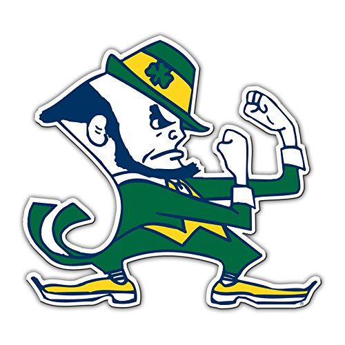 Official National Collegiate Athletic Association Fan Shop Authentic NCAA Team Magnet (Notre Dame Fighting Irish)