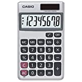 Casio SL-300SV Solar Powered Standard Function Calculator Deal