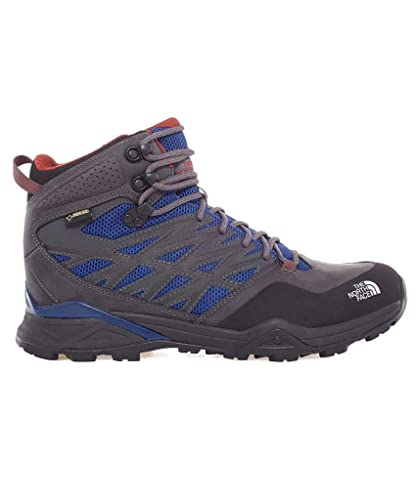 9c9a57186b THE NORTH FACE - Hedgehog Hike GTX Mid - Chaussures Marche - Homme - Bleu/
