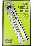 Haag 4/09 Shingle Gauge