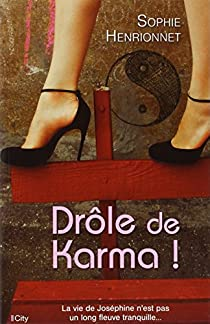 Drôle de karma ! par Henrionnet