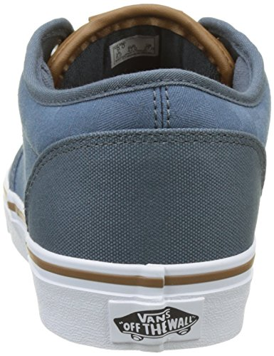 Vans Mn Atwood, Zapatillas para Hombre Azul (C&l)