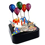 Decorative Colorful Desk Office Birthday Party Magnetic Sculpture Gift Building Block