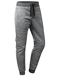 URBANCREWS Mens Hipster Hip Hop Drawstring Sweatpants- Various Colors
