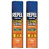 Repel Permethrin Clothing & Gear Insect Repellent