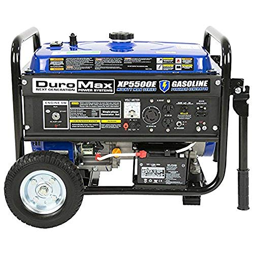 DuroMax XP5500E Gas Powered Portable Generator by DuroMax (Image #1)