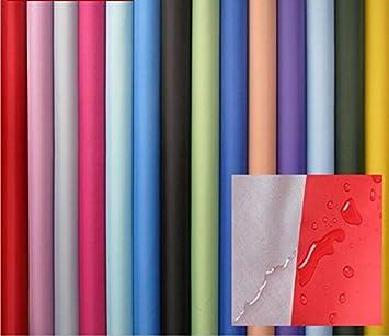 Noir 1 yard stores et abat-jours occultants Tissu occultant /étanche argent/é et noir ultra l/éger avec protection contre les rayons UV Id/éal pour les rideaux