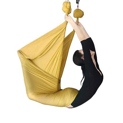 XDTCHEN Hamaca De Yoga,Pilates Hamaca Voladora Columpio De ...