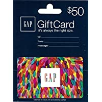 $50 GAP Gift Card Deals