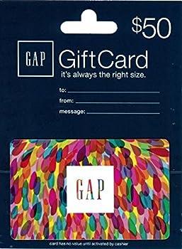 $50 GAP eGift Card
