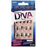Kiss Broadway Fast French Divine-Dreamy, 1-Count
