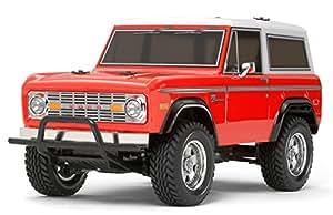 Tamiya 300058469  - RC Ford Bronco 1973 (CC-01), kit, 01:10