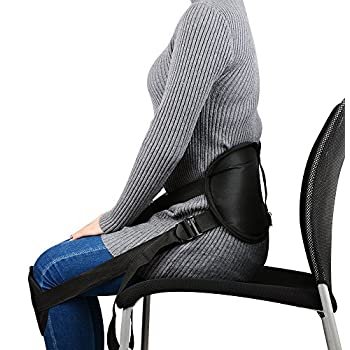 Amazoncom BetterBack Correct Back Posture While Sitting