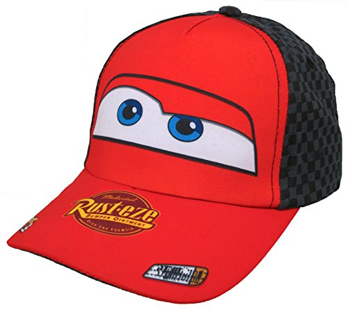 Disney Pixar Lightning McQueen Cars Boys Baseball Cap [6013]
