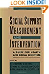 Social Support Measurement and Interv...