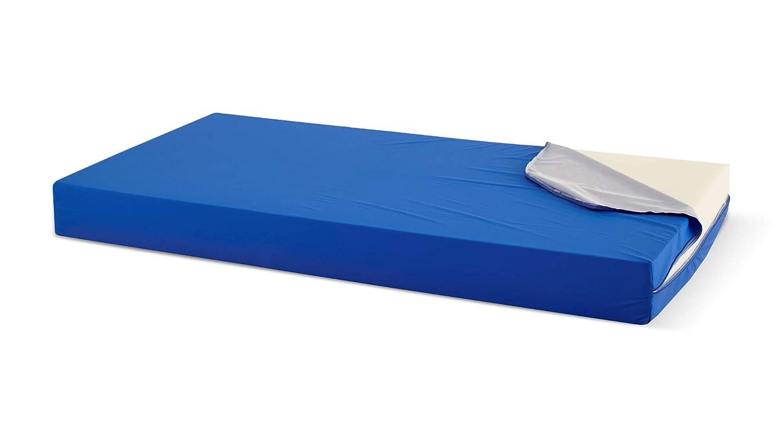 Ferlex SaniMat Colchón Geriátrico ANTIESCARAS Hospitalario 5cm visco Articulado Sanitario (80_x_180_cm): Amazon.es: Juguetes y juegos