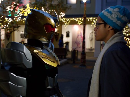 (The Robo Knight Before Christmas (Christmas)