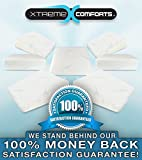 """Xtreme Comforts 7"""" Memory Foam Bed Wedge"""