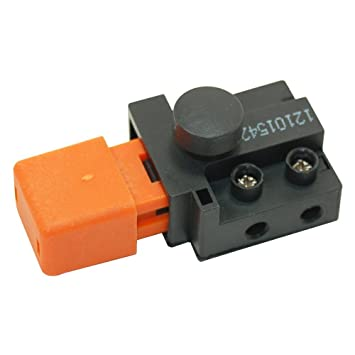 Flymo 5227209011 - Interruptor para cortacésped Micro Compact, Micro Lite, Turbo Compact, Vision