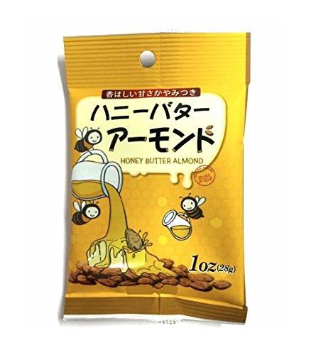Tres piezas 28gX12 cuidado Gee miel mantequilla de almendras: Amazon.es: Alimentación y bebidas