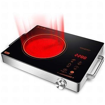 CN Estufa de cerámica eléctrica Cocina de inducción Horno de convección Placa de cerámica Estufa de