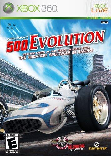 Indianapolis 500 Evolution - Xbox 360 (Console Evolution)