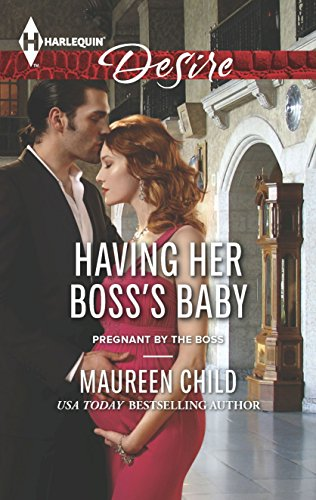 book cover of Having Her Boss\'s Baby
