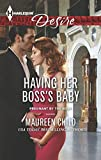 Having Her Boss's Baby (Pregnant by the Boss)