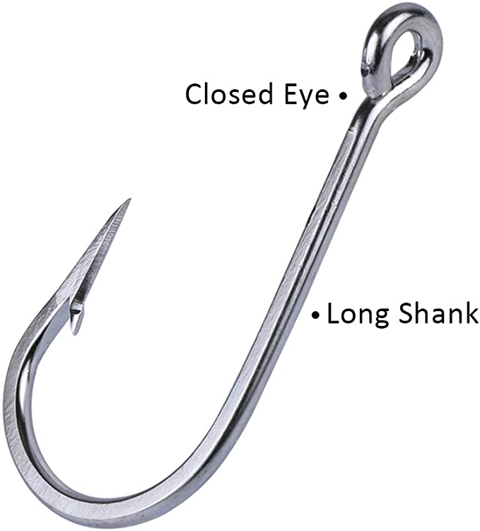 Details about  /Fishing hook Automatic Tackle outdoor fishing rivers sea stainless steel hooks