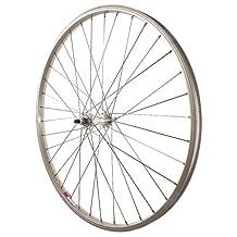 Sta-Tru Silver St1 36H Rim Front Wheel, 26X1.5-Inch